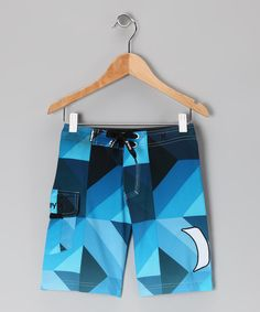 Hurley Kids/' Boys/' Youth Peter Boardshorts Ice