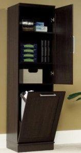 Narrow Tall Storage Cabinets