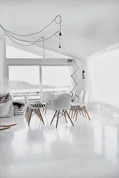 The Design Chaser: white flooring | forever love blog