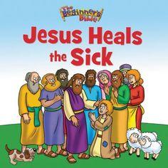 Jesus Heals the Sick  -     By: Zondervan