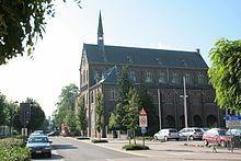 Ursulinenklooster (Hamont) - Wikipedia