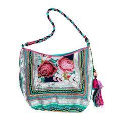 Beach Bunny Swimwear 'Turquoise Floral' Beach Bag by Beach Bunny 2012 ! Love my bag!