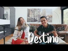 DESTINO - Greeicy y Nacho (Cover J&A) Nachos, Musical, Song Lyrics, Songs, Baseball Cards, Cover, Youtube, Destiny, Music Lyrics