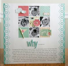 i NEED to do a layout on this topic...the design is lovely as well!