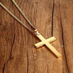 Chain Choice Heartland Women/'s Sterling Silver Greek Orthodox Crucifix USA Made