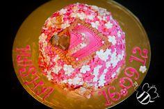 Babtism cake for baby Masha.