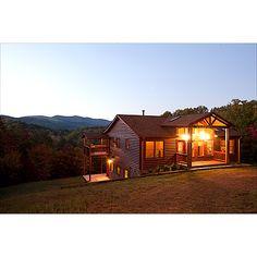 Escape to Blue Ridge Cabin Tondelia Blue Ridge $199/night
