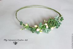 Items similar to Boho Rustic Untailored whimsy Floral headband, Bridal wreath, garland with succulents and berries, Bridal tiara, floral crown on Etsy Boquette Wedding, Floral Crown Wedding, Boho Wedding Flowers, Wildflower Bridal Bouquets, Wedding Bouquets, Bouquet Champetre, Bridal Tiara, Bridal Crown, Rustic Bouquet