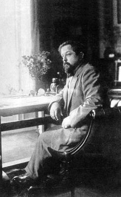 Claude Debussy, one of my favorite composers, ever.