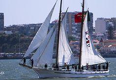 Embarca nesta aventura – The Tall Ships Races Lisboa 2016