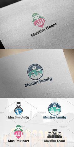 4 Moslem Family Brotherhood Logo