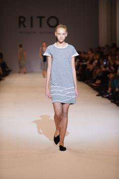 RITO Spring/Summer 2017 Fashion show in Ukrainian Fashion Week