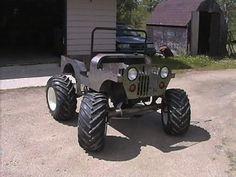 Mini jeep build - DIY Go Kart Forum