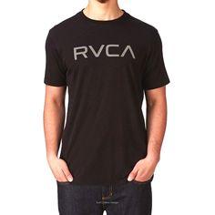 RVCA T-shirts - RVCA Big Rvca T-shirt - Black :: Men > T-Shirts. Crew necklineMen's t-shirtComfortable cotton constructionRegular fitMachine washableMaterial: Cotton. Billabong, Clothes Pictures, Surf Outfit, Tie Dye T Shirts, Swimsuit Tops, Surf Clothes, Black Clothes, Long Sleeve Tops, Sleeves