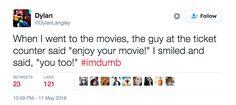 17 Dumb Tweets Guaranteed To Make You Laugh Out Loud
