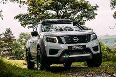 Nissan Navara EnGuard Concept – Foto: Divulgação - Foto: Divulgação