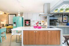 Móveis/ Furniture - A equipe do Viva Decora também reservou algumas imagens de projetos com móveis planejados para cozinha. Você certamente vai se inspirar com as dicas inovadoras e projetos de profissionais do ramo.