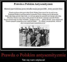 Żydzi i Polacy – po prostu nie pasujemy do siebie – gloria.tv Everything And Nothing, Homeland, Have Time, Language, Facts, Entertaining, Humor, Education, Memes