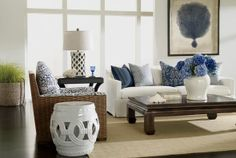 inspiration for outside patio: Living Room | Shop by Room | Ethan Allen