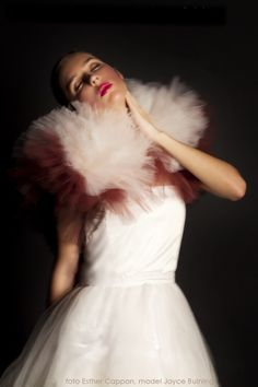 Bolero, stapless top en petticoat