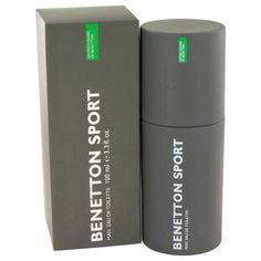 BENETTON SPORT by Benetton Eau De Toilette Spray 3.3 oz - 417404