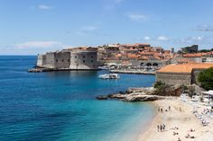Dubrovnik Croatia is a beautiful place to enjoy the sun and culture without breaking the bank.