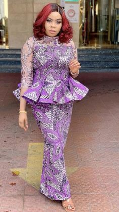 African Attire, African Wear, African Fashion Dresses, African Dress, Fashion Outfits, Blouse Styles, Lace Dress, Ball Gowns, Ready To Wear