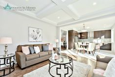 Professional Home Staging By Rooms In Bloom Home Staging U0026 Design ...