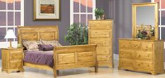 Vokes Furniture Thomas Bedroom Collection