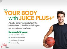 Are you an athlete? Are you fuelling your body right? Yes, that's repair at the cellular level, people!