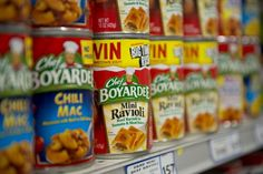 The maker of Chef Boyardee is dumping its store-brand unit to focus on national name brands -- but also organic and natural products.