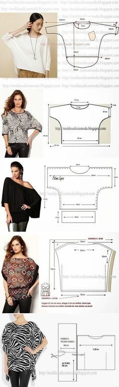 Amazing Sewing Patterns Clone Your Clothes Ideas. Enchanting Sewing Patterns Clone Your Clothes Ideas. Dress Sewing Patterns, Sewing Patterns Free, Clothing Patterns, Blouse Patterns, Blouse Sewing Pattern, Crochet Patterns, Tunic Pattern, Skirt Patterns, Coat Patterns