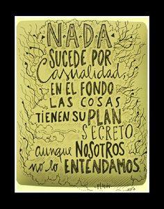 #Casualidad....
