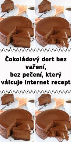Quick Recipes, Sweet Recipes, Baking Recipes, Dessert Recipes, Chess Cake, Pavlova, Food Art, Food And Drink, Sweets