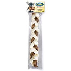 cadet Hide-A-Bull Braided Rawhide and Bully Stick Dog Chew >>> For more information, visit image link. (This is an affiliate link and I receive a commission for the sales)
