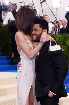 PDA time! Selena Gomez and The Weeknd made the glitzy gala a date night, with predictable results