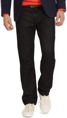 Polo Ralph Lauren Big & Tall Hampton Straight-Fit Jeans Big & Tall Jeans, Black Jeans, Mens Big And Tall, Lord & Taylor, Dillards, The Hamptons, Polo Ralph Lauren, Fitness, Pants