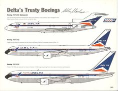 Delta Fleet from the book illustrated by Mike Machat