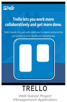 Trello keeps track of everything, from the big picture to the minute details. Great Apps, Prioritize, You Working, Virtual Assistant, Project Management, Productivity, Flexibility, Organization, Learning