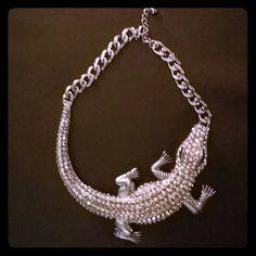 SALE NEW GORGEOUS LIZARD NECKLACE NEW GORGEOUS LIZARD NECKLACE Jewelry Necklaces