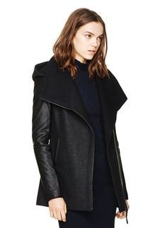 MACKAGE VENA - The only jacket you need to look and feel like a total babe