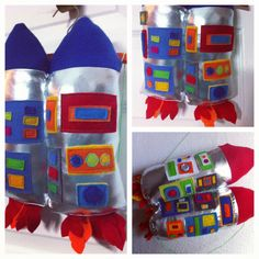 SUMMER SALE JetPack Toy Rocketship Spaceship wearable rocket backpack kids on Etsy, $35.00