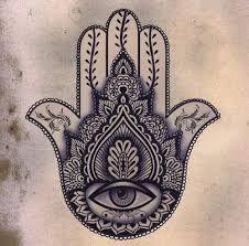 Risultati immagini per mano di fatima tattoo piccolo