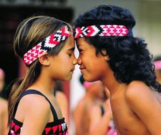 Maori Traditional Greeting's