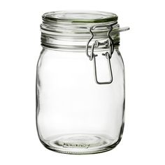 ((i want 1) (smaller size)  IKEA - KORKEN, Jar with lid,