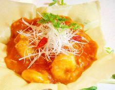 [大阪/北区]創作Dining SHO-KEI-プチプチ海老チリソース #restaurant #Chineseresta #favyurant