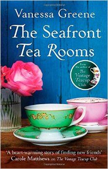 A twee, summer read - but it is set in Scarborough, my favourite place so that makes up for everything!