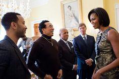 P022411sa 0021 Michelle Obama Michelle Obama Birthday First Lady