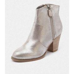 It's Shoesday: Rocking Metallic