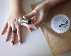 Henna Tattoo Kits Uk : How to make a henna tattoo stencil transfer painting